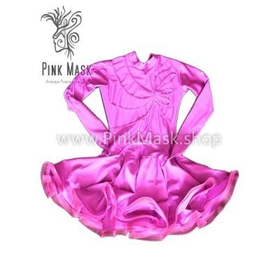 Бэйсик розовый 2