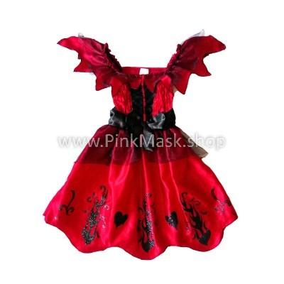Ведьмочка в красном. Вампирша