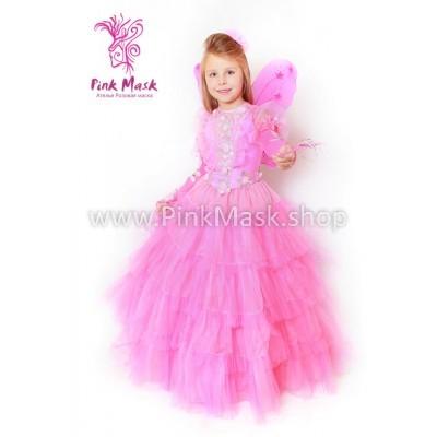 Бабочка розовая. Фея 2. Крёстная фея