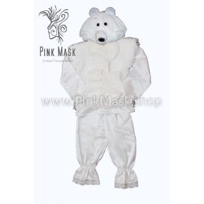 Медведь. Белый мишка. Умка