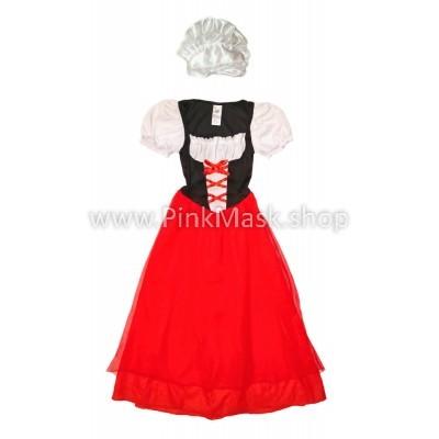 Австрийский. Красная шапочка. Падчерица. Гувернантка.