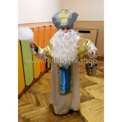 Батюшка. Священник. Святой Николай. Мини