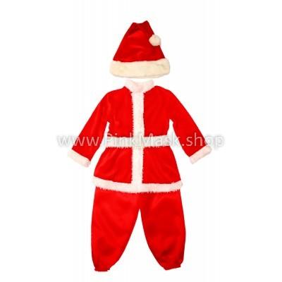 Санта Клаус мини. Велюр