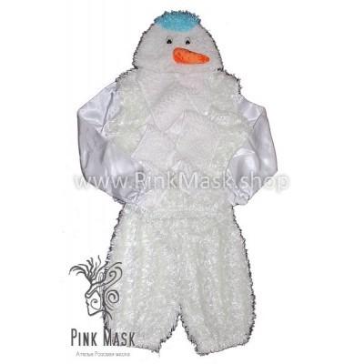 Снеговик Олаф. Мех