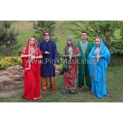 Индус. Индийский разноцвет