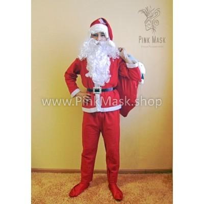 Санта Клаус. Флис