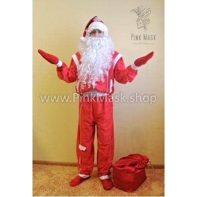 Санта Клаус спортивный
