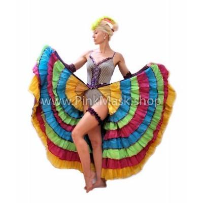 Бразильский карнавальный. Кан-кан. Кабаре Мулен руж