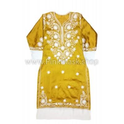Платье этнос золото