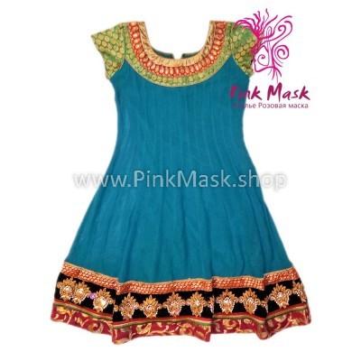 Индийское платье