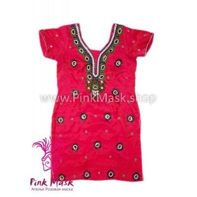 Индийский розовый 2